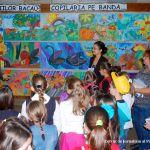 Palatul Copiilor Bacău a deschis o expoziție de pictură la Vivariu